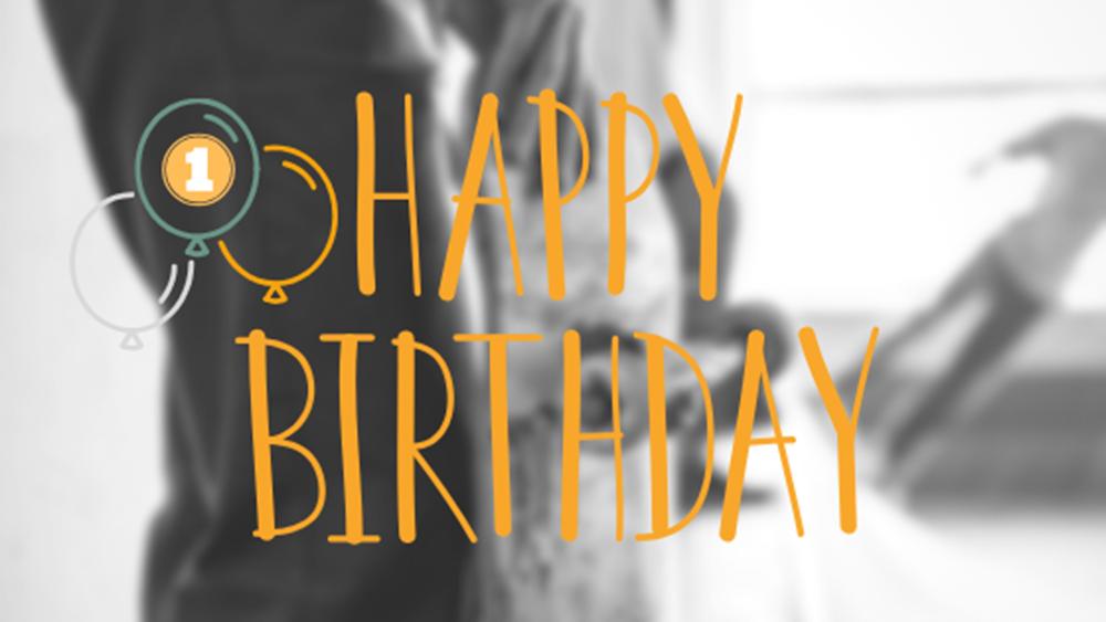 pirmasis core indoor gimtadienis